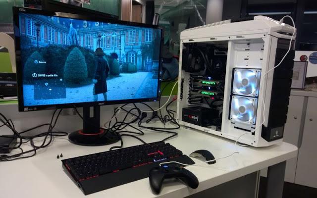 أقوى تجميعة كمبيوتر للالعاب 2017 بأتمنة جد مناسبة ! pc gamer