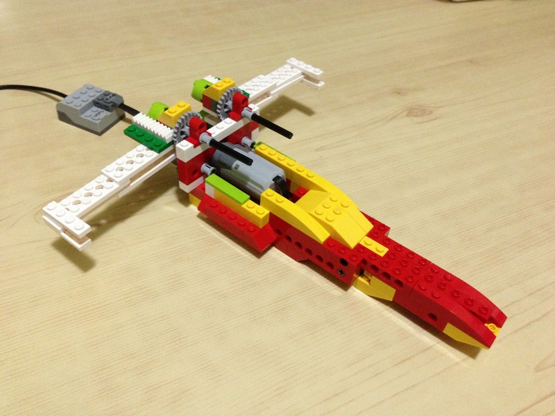 Wedobots Lego Wedo Designs For The Busy Teacher X Wing