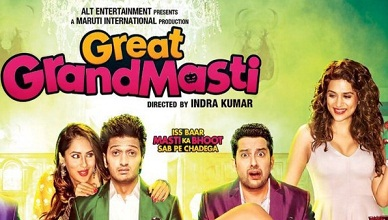 Great Grand Masti Full Movie