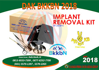 IMPLANT REMOVAL KIT 2018,distributor produk dak bkkbn 2018, kie kit bkkbn 2018, genre kit bkkbn 2018, plkb kit bkkbn 2018, ppkbd kit bkkbn 2018, obgyn bed bkkbn 2018