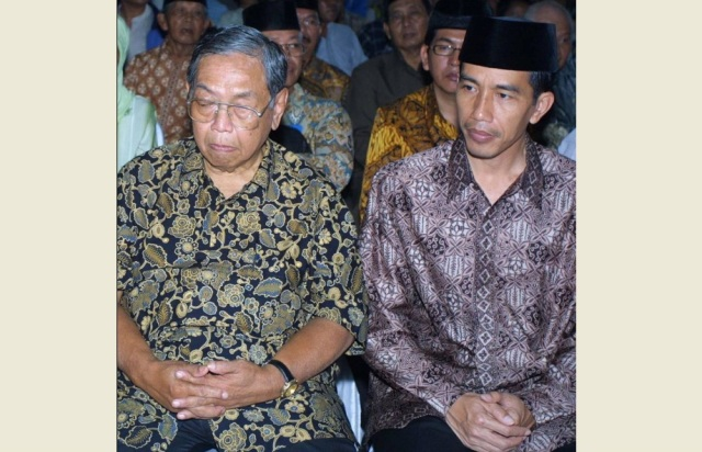 Prediksi Gus Dur, Suatu Saat Nanti Jokowi Jadi Presiden