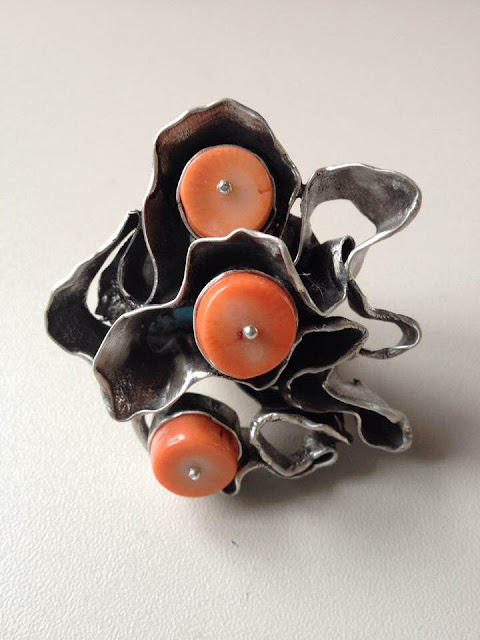 biżuteria artystyczna w Cottonarze Hada Art