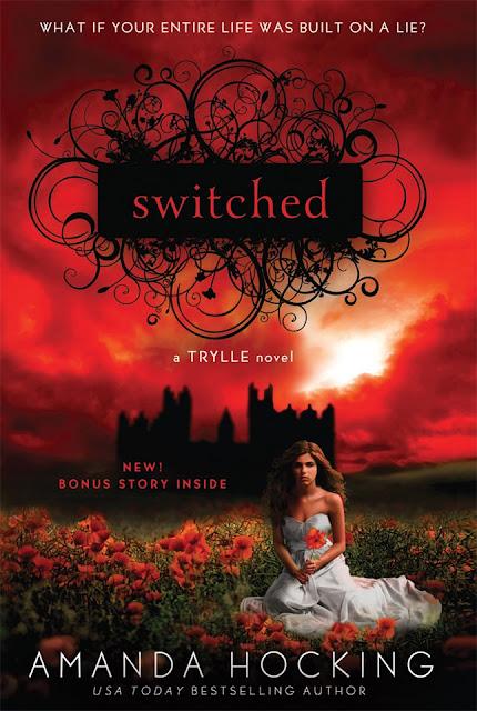 Burn Books: Switched, de Amanda Hocking 6