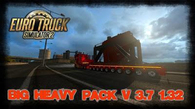 Trailer Big Heavy Pack v3.7 [1.32]