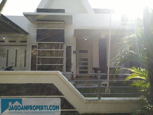 Jual rumah di Malang