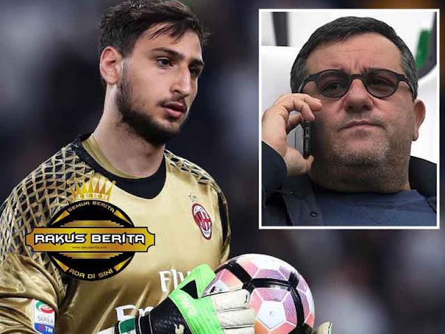 Raiola 'Direktur Olahraga Sumber Masalah Milan'