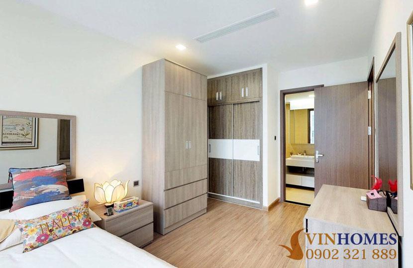 Cho thuê căn hộ 2PN Vinhomes Bình Thạnh - Park 1 - hinh 6