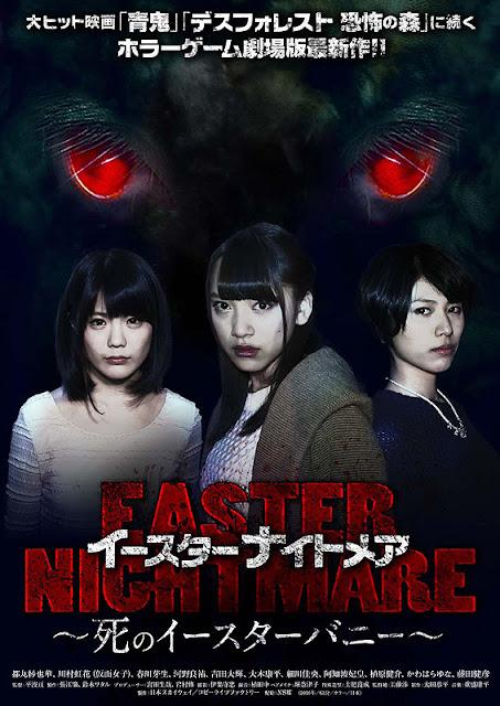Sinopsis Easter Nightmare (2016) - Film Jepang