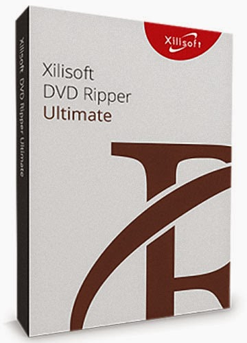 Xilisoft DVD Ripper Ultimate 7.8.6.20150130 + Crack