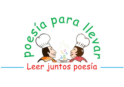 Resultado de imagen de Logotipo de poesía para llevar