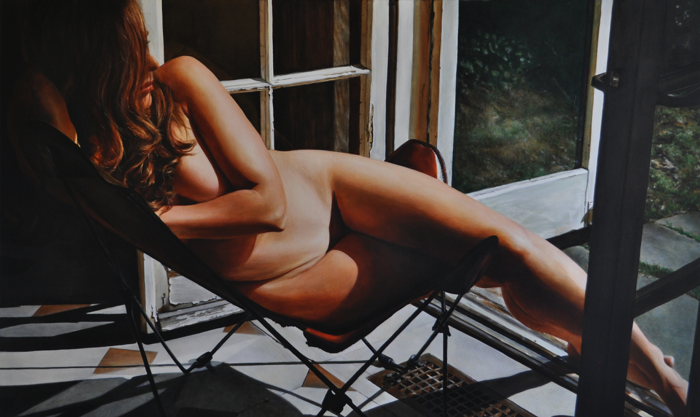 Isabel Garcia Lorca Nude por amor al arte: victoria selbach