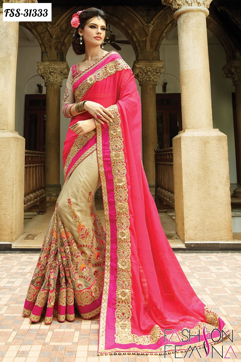 Latest Design Of Assam Type House: Topless 10 New Arrival Sarees Designs 2016 Collection In