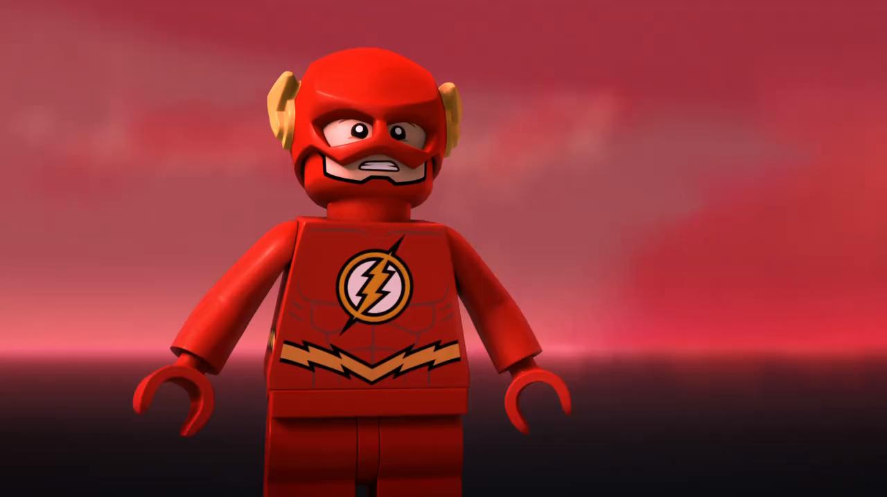 Lego DC Comics Super Heroes: The Flash (2018) 720p Latino-Ingles captura 3