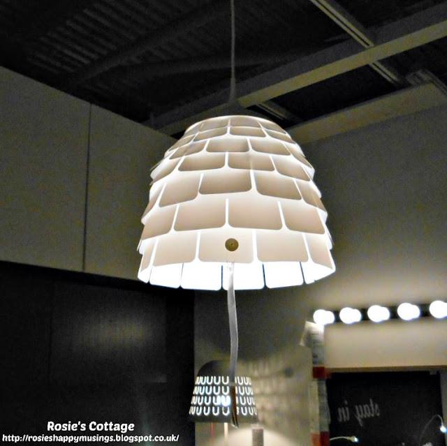 Ikea KVARTÄR lamp shade