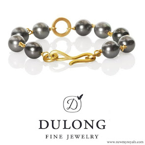 Princess Mary Dulong Fine Jewelry Anello pearl bracelet