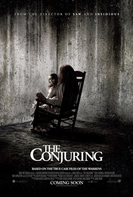 Top 15 Horror Movies Inspired by Real People 6. The Conjuring (2013)