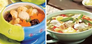 Ball-Ball Soup Recipe Savory Fish
