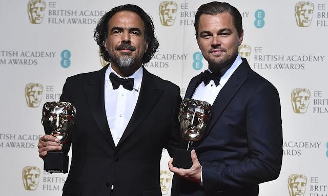 'El Renacido', triunfadora de los BAFTA Awards 2016