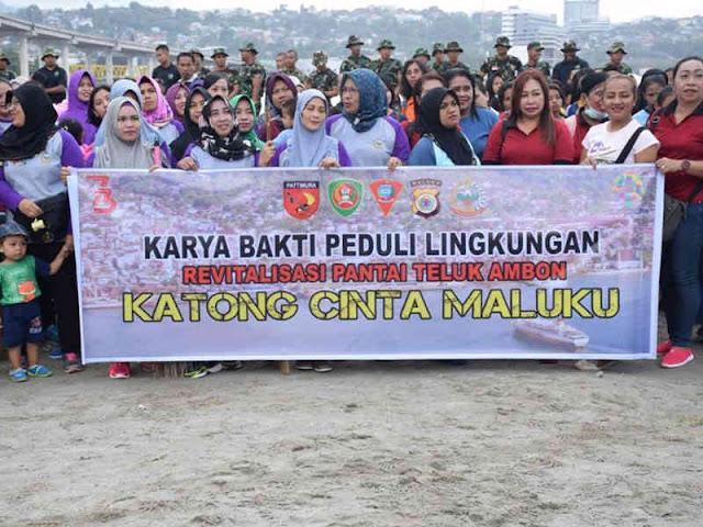 Karya Bhakti TNI, Polri dan Masyarakat Dalam Rangka HUT RI