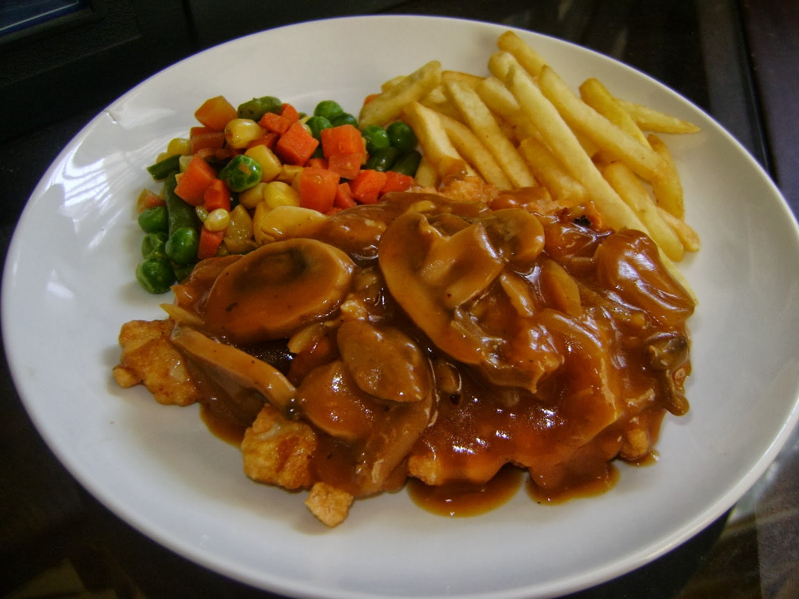 Cara Membuat Steak Ayam Rumahan