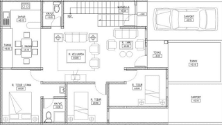 Arsitektur Rumah Minimalis Sederhana