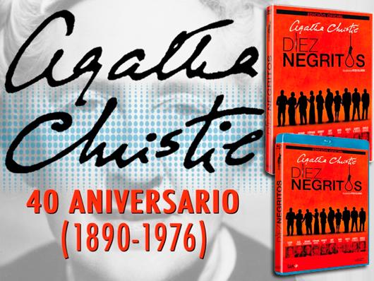 A la venta 'Diez negritos' en DVD y Blu-ray por el 40 aniversario de Agatha Christie