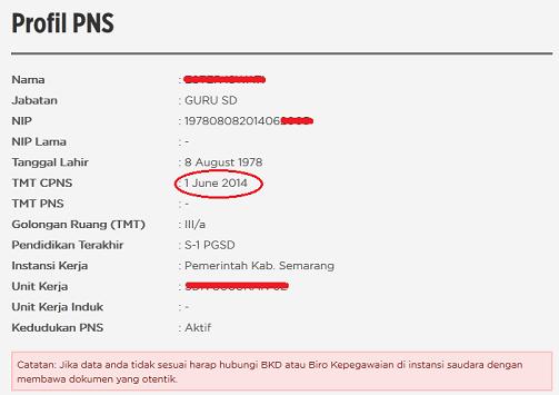 Cpns Terbaru 2013 Cpns 2016 2017 Pusat Pengumuman Cpns Indonesia Ppci Nip Cpns Honorer K2 2013 Sudah Bisa Dilihat Ayo Cek Bersama Info