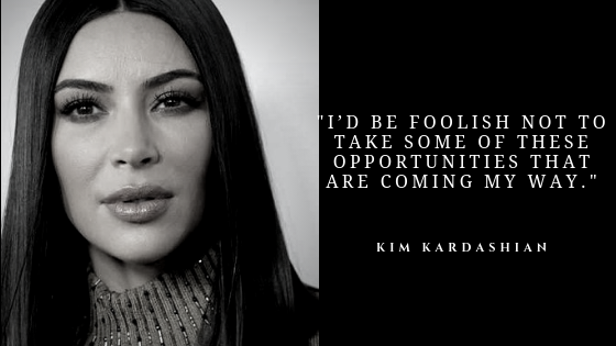 Kim Kardashian Quotes about Life | Best Inspirational Quotes on Sepher Quotes