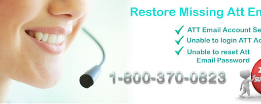 AT&T Email Technical Support Number 1-800-370-0823