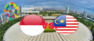 Live Streaming Gideon MF/Sukamuljo KS vs Goh VS/Tan WK Suku Akhir Badminton Sukan Asia 26.8.2018