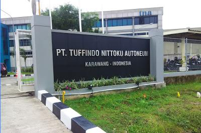 Lowongan Kerja Staff Jawa Barat PT Tuffindo Nittoku Autoneum