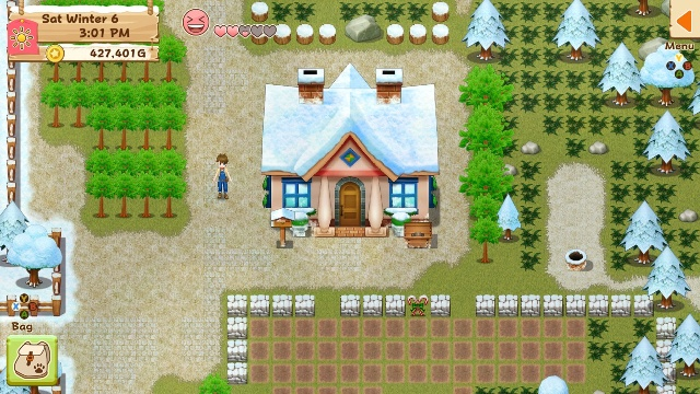 Download Harvest Moon Light of Hope PC Games Gameplay