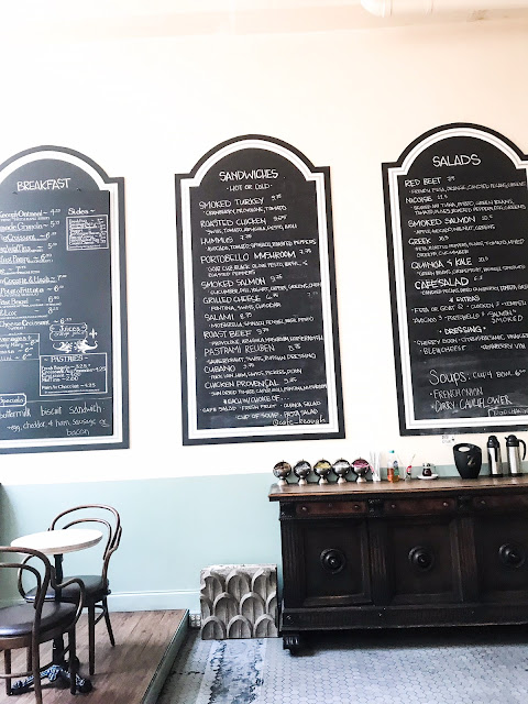 south main, downtown Memphis, cafe keough, cafe keough menu