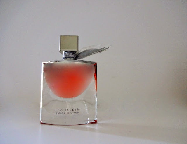 profumi autunno 2014, profumi inverno 2014, profumi inverno 2015, lancome la vie est belle l'absolu de parfum