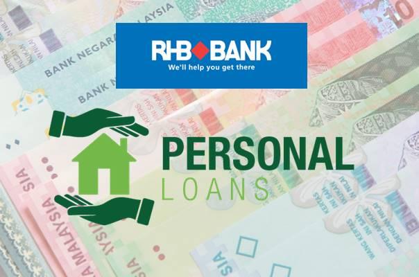 Cara Memohon Pinjaman Peribadi RHB Bank Di Kuching