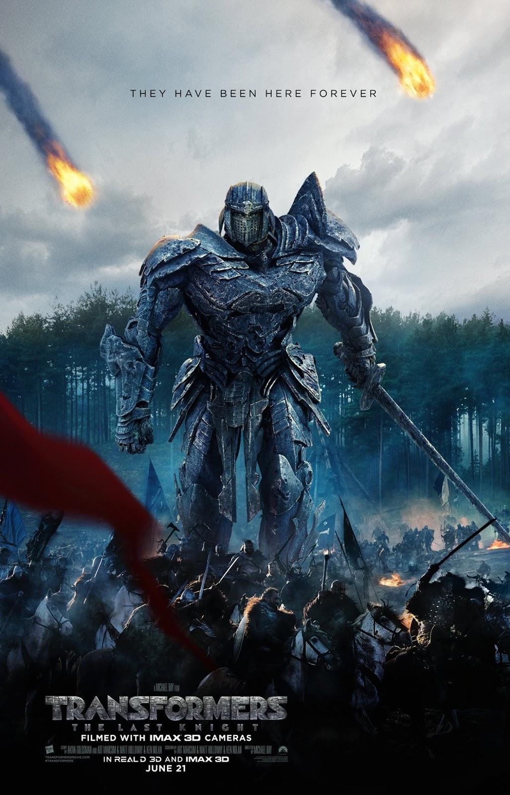 Janaslife: Transformers 5 - The last Knight - Bewertung