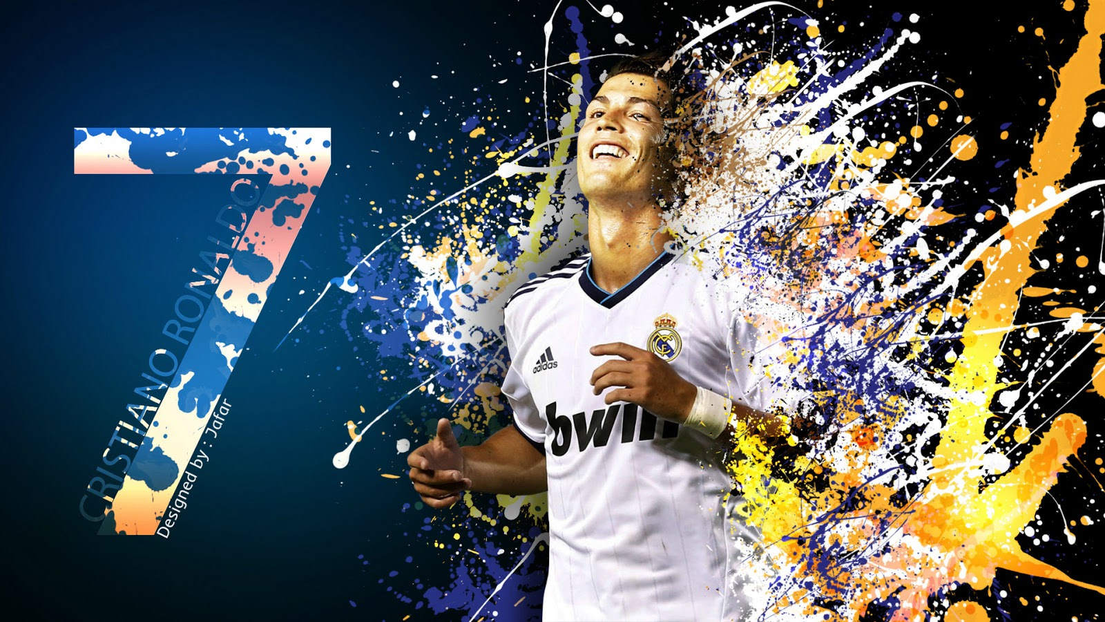 ALL SPORTS PLAYERS: Cristiano Ronaldo hd Wallpapers 2013