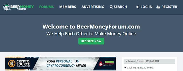 افضل المواقع المضمونة والصادقة لربح المال من الانترنت