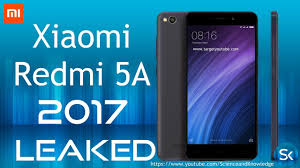 Xiaomi Redmi 5A,Its specification and features
