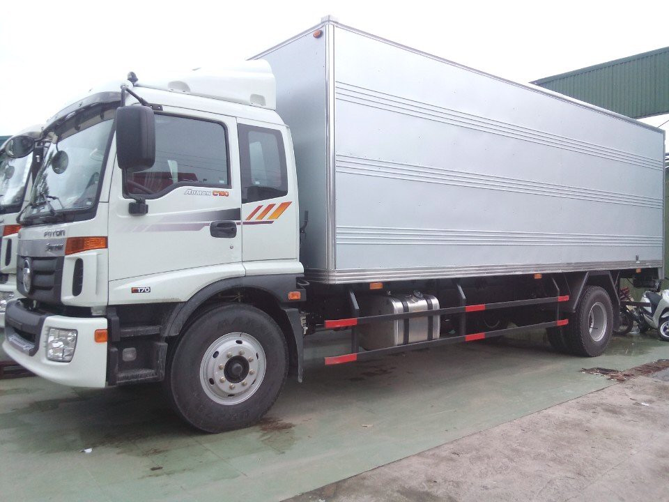 Bán xe tải 9 tấn trả góp tại Hải Phòng