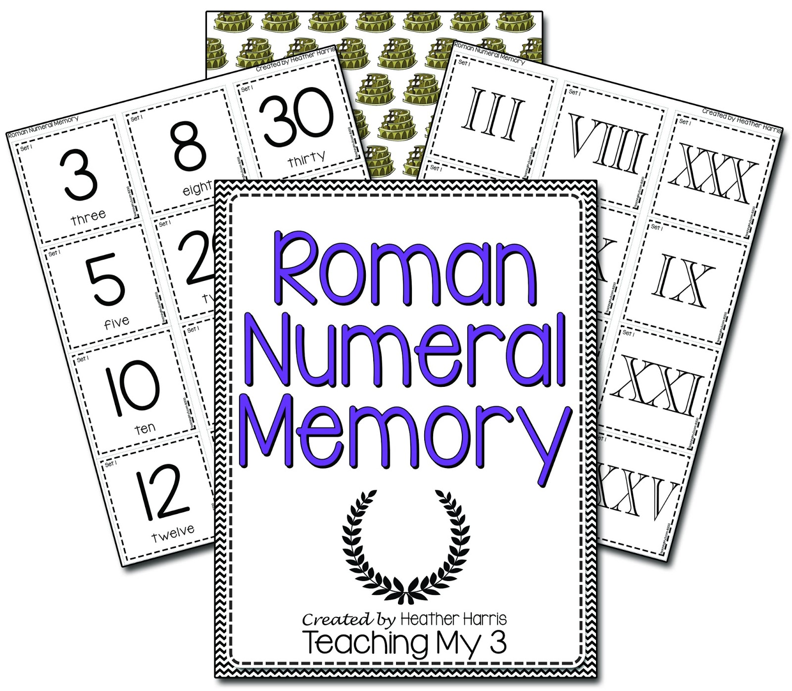 Heather S Teaching Blog Roman Numerals