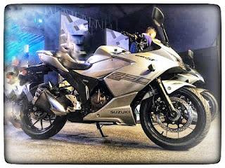 Gixxer 250cc