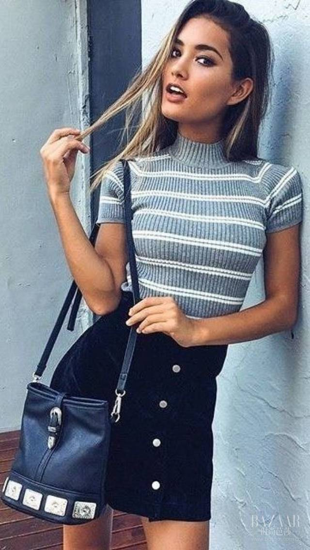 Our 'Step Back' Crop Top is back!