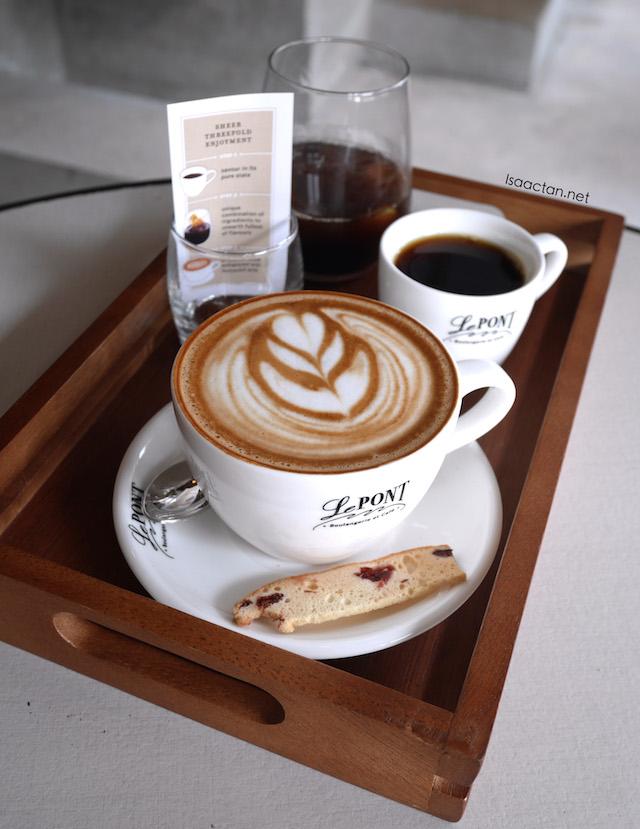 Coffee Origin Platter (RM18.90)
