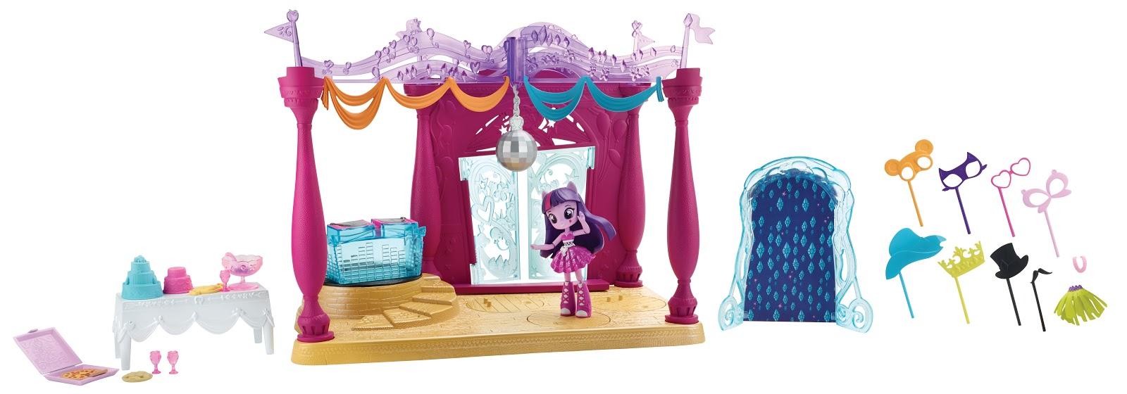 Amazing Equestria Girls Mini Dance Party Set