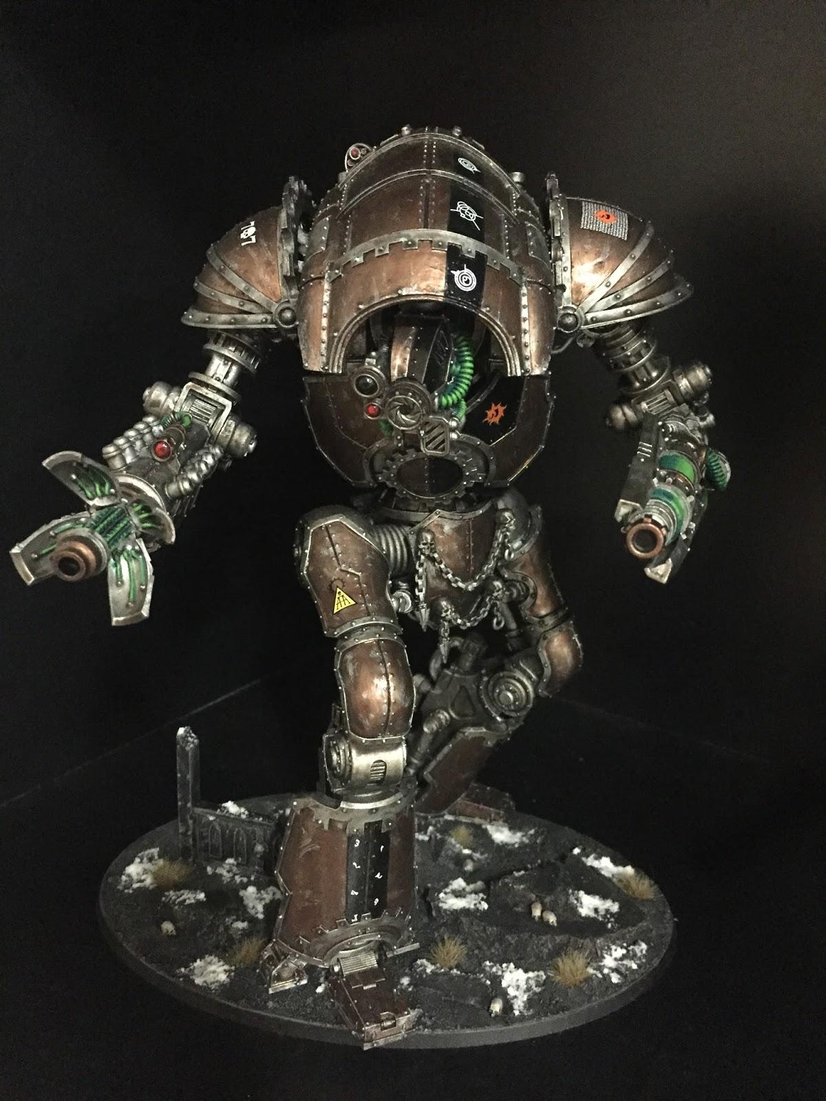 Zombiebees Hobby Hive: Cerastus Knight Atrapos finally ...