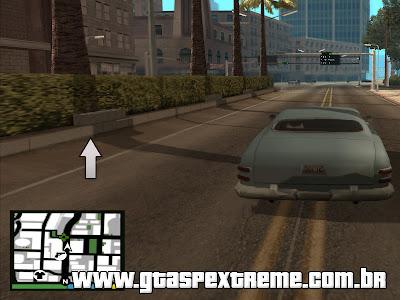GPS Mod com Voz em Português-Br para GTA San Andreas
