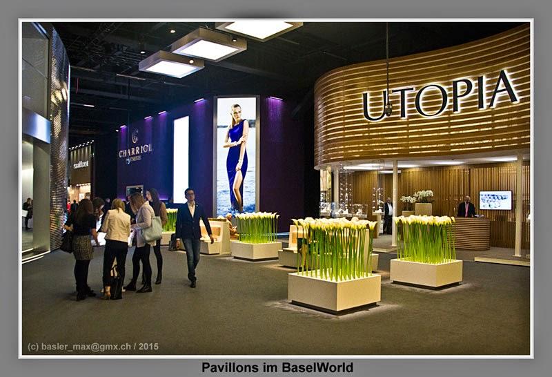 BaselWorld, Uhren, Schmuck, Messe, Ausstellung, Bijouterie, MUBA