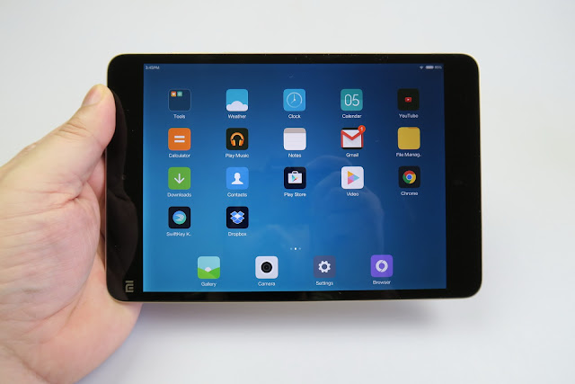 Tablet Android Xiaomi Mi Pad 4 dengan Snapdragon 660