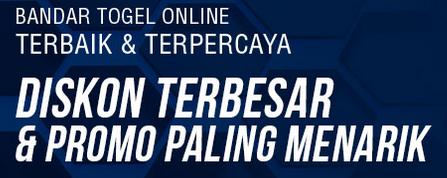 Situs Togel Online Dengan Diskon Terbesar